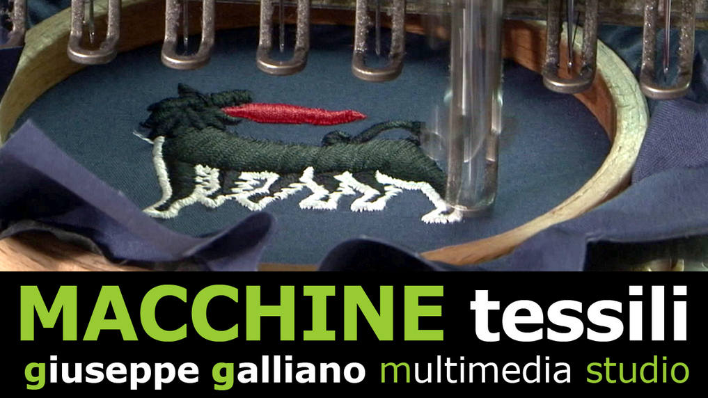 video industriali macchine tessili